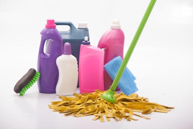 定期清掃用具