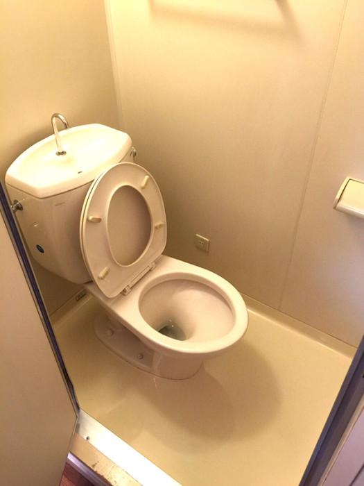 大阪市東淀川区 トイレ 施工後